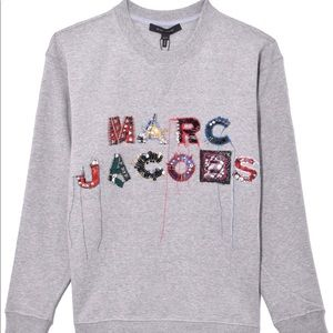ISO Marc Jacobs Lux Embellished Sweater